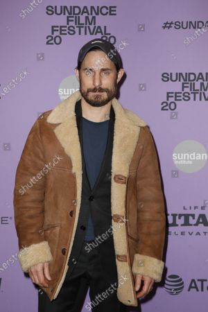 Clemens Schick arrives for the premiere of 'Sergio' at the 2020 Sundance Film Festival in Park City, Utah, USA, 28 January 2020. The festival runs from the 22 January to 02 February 2020.