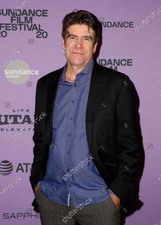 Greg Barker arrives for the premiere of 'Sergio' at the 2020 Sundance Film Festival in Park City, Utah, USA, 28 January 2020. The festival runs from the 22 January to 02 February 2020.