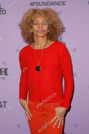 Michelle Hurd arrives for the premiere of 'Sergio' at the 2020 Sundance Film Festival in Park City, Utah, USA, 28 January 2020. The festival runs from the 22 January to 02 February 2020.