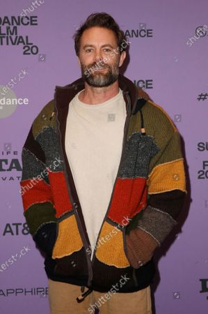 Garret Dillahunt arrives for the premiere of 'Sergio' at the 2020 Sundance Film Festival in Park City, Utah, USA, 28 January 2020. The festival runs from the 22 January to 02 February 2020.