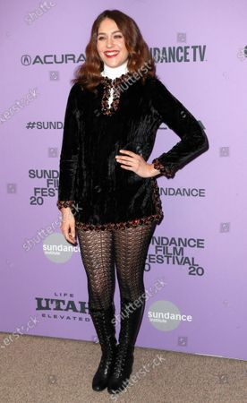 English-American actress Lola Kirke arrives for the premiere of 'Lost Girls' at the 2020 Sundance Film Festival in Park City, Utah, USA, 28 January 2020. The festival runs from the 22 January to 02 February 2020.