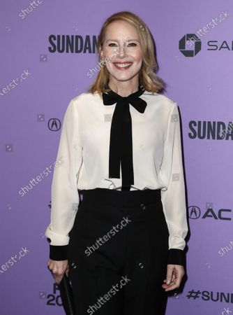 Amy Ryan arrives for the premiere of 'Lost Girls' at the 2020 Sundance Film Festival in Park City, Utah, USA, 28 January 2020. The festival runs from the 22 January to 02 February 2020.