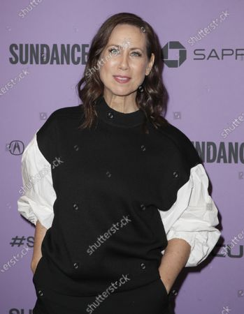 Miriam Shor arrives for the premiere of 'Lost Girls' at the 2020 Sundance Film Festival in Park City, Utah, USA, 28 January 2020. The festival runs from the 22 January to 02 February 2020.