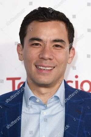 Conrad Ricamora attends the 25th Television Academy Hall of Fame on at the Television Academy's Saban Media Center in North Hollywood, Calif