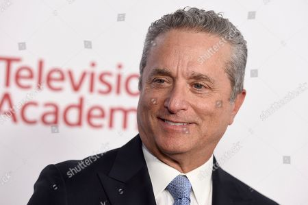 Stock Photo of Rick Rosen attends the 25th Television Academy Hall of Fame on at the Television Academy's Saban Media Center in North Hollywood, Calif