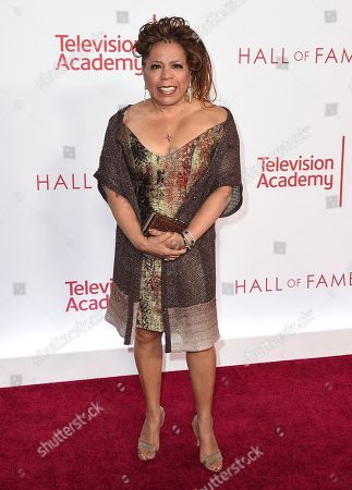 Valerie Simpson attends the 25th Television Academy Hall of Fame on at the Television Academy's Saban Media Center in North Hollywood, Calif