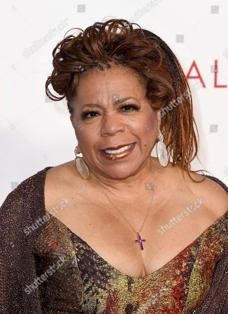 Stock Picture of Valerie Simpson attends the 25th Television Academy Hall of Fame on at the Television Academy's Saban Media Center in North Hollywood, Calif