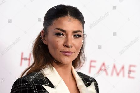 Jessica Szohr attends the 25th Television Academy Hall of Fame on at the Television Academy's Saban Media Center in North Hollywood, Calif