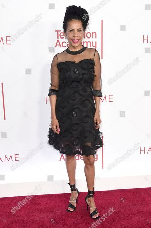 Penny Johnson Jerald attends the 25th Television Academy Hall of Fame on at the Television Academy's Saban Media Center in North Hollywood, Calif