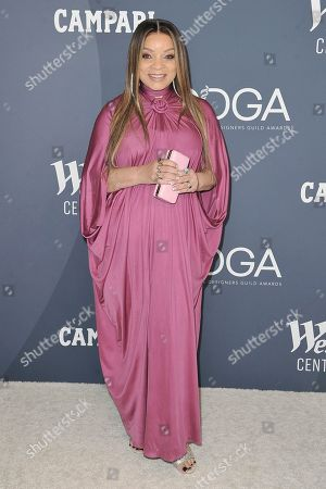 Ruth E. Carter attends the 22nd Annual Costume Designers Guild Awards at the Beverly Hilton Hotel, in Beverly Hills, Calif