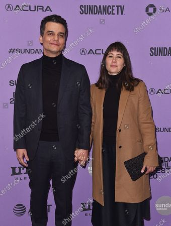 Editorial photo of 'Sergio' premiere, Arrivals, Sundance Film Festival, Park City, USA - 28 Jan 2020