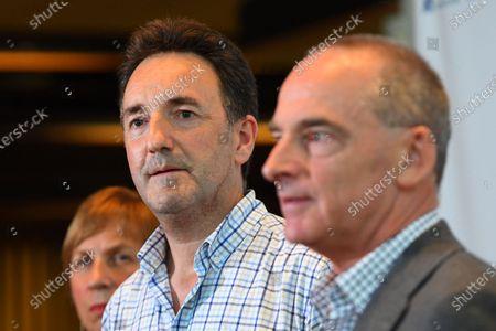 Editorial photo of Australian scientist create lab-grown coronavirus, Melbourne, Australia - 29 Jan 2020