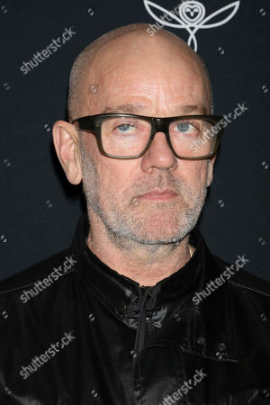 """Michael Stipe attends Kering's Women in Motion program special screening of """"Thelma & Louise"""" at the Museum of Modern Art, in New York"""