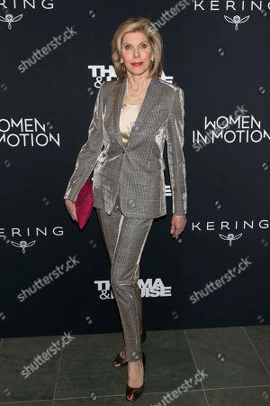 Editorial photo of Kering's Women in Motion Program Special Screening, New York, USA - 28 Jan 2020