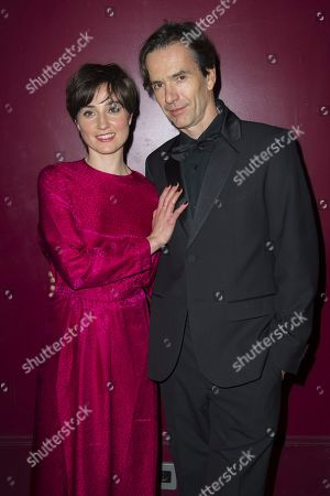 Nina Meurisse and Boris Lojkine