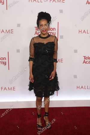 Editorial image of Television Academy Hall of Fame induction ceremony in Los Angeles, USA - 28 Jan 2020