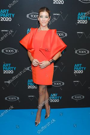 Editorial photo of Whitney Art Party, Arrivals, New York, USA - 28 Jan 2020
