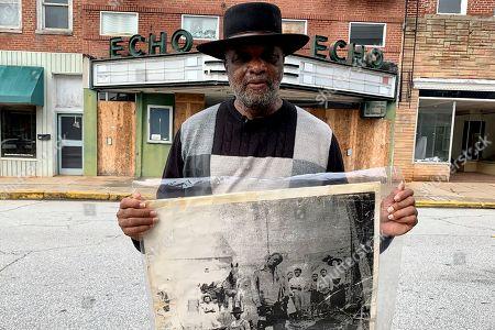 Editorial photo of Racist Store Redeemed, Laurens, USA - 13 Jan 2020