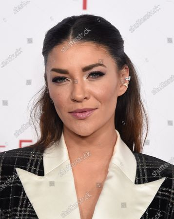 Editorial photo of 25th Television Academy Hall of Fame Awards, Arrivals, Los Angeles, USA - 28 Jan 2020