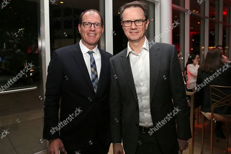 Editorial image of 25th Television Academy Hall of Fame - Reception, North Hollywood, USA - 28 Jan 2020