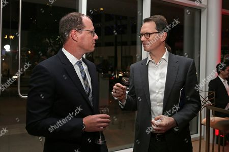 Xx, Peter Rice. Xx, left, and Peter Rice attend the 25th Television Academy Hall of Fame on at the Television Academy's Saban Media Center in North Hollywood, Calif