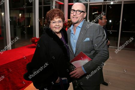 Patrika Darbo, Anthony Turk. Patrika Darbo, left, and Anthony Turk attend the 25th Television Academy Hall of Fame on at the Television Academy's Saban Media Center in North Hollywood, Calif