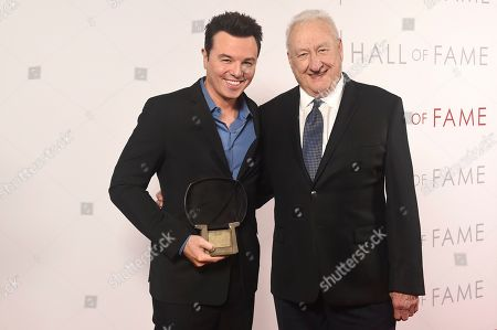 Editorial image of 25th Television Academy Hall of Fame - Portraits, North Hollywood, USA - 28 Jan 2020