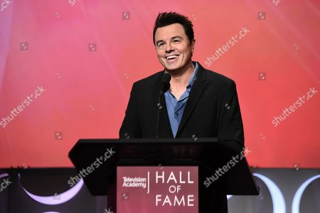 Editorial photo of 25th Television Academy Hall of Fame - Show, North Hollywood, USA - 28 Jan 2020