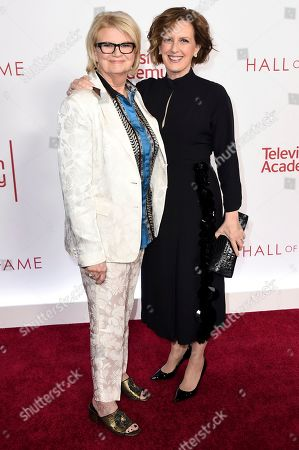 Editorial picture of 25th Television Academy Hall of Fame - Arrivals, North Hollywood, USA - 28 Jan 2020