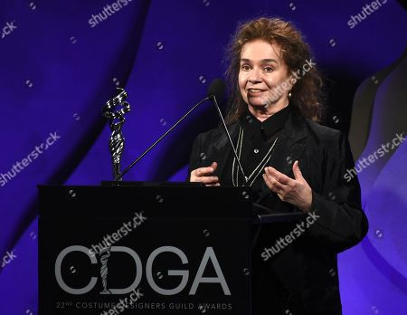 Editorial image of 22nd Annual Costume Designers Guild Awards - Show, Beverly Hills, USA - 28 Jan 2020