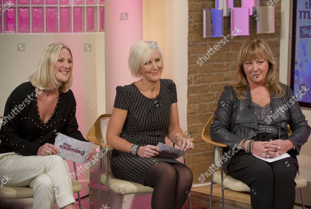 Editorial image of 'This Morning' TV Programme, London, Britain.  - 01 Dec 2009
