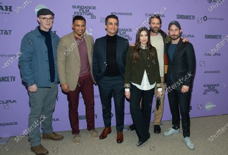 Brian F. O'Byrne, Will Dalton, Wagner Moura, Alice Assef, Garret Dillahunt and Clemens Schick