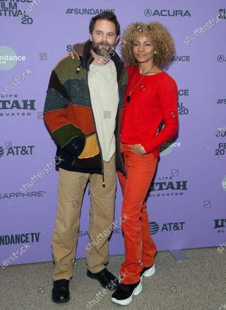 Garret Dillahunt and Michelle Hurd