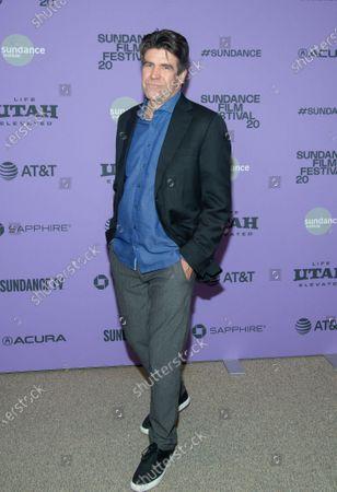Editorial image of 'Sergio' premiere, Arrivals, Sundance Film Festival, Park City, USA - 28 Jan 2020