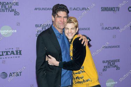 Editorial picture of 'Sergio' premiere, Arrivals, Sundance Film Festival, Park City, USA - 28 Jan 2020