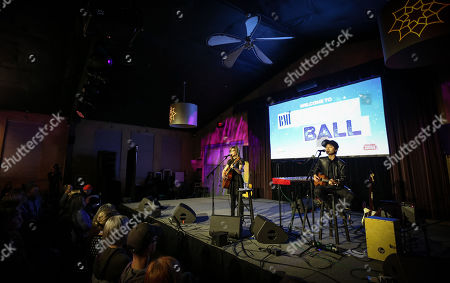 Editorial image of 'The BMI Snowball Showcase: The Shop', Concert, Sundance Film Festival, Park City, USA - 28 Jan 2020