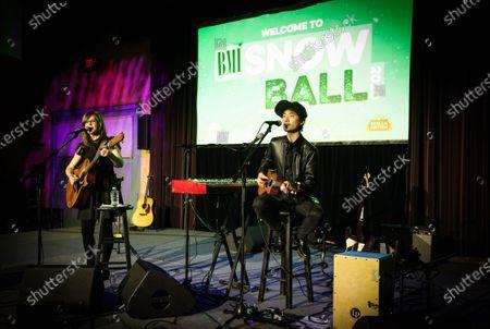 Editorial image of 'The BMI Snowball Showcase: The Shop', Concert, Sundance Film Festival, Park City, USA - 28 Jan 2020