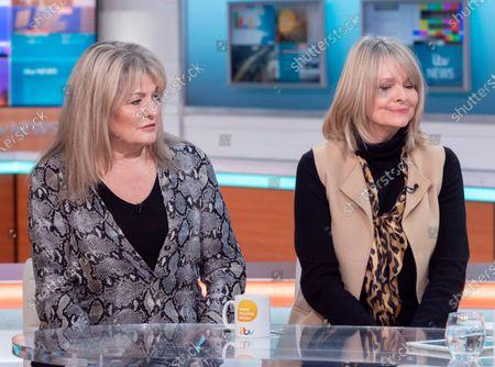 Carole Ashby and Eunice Denny