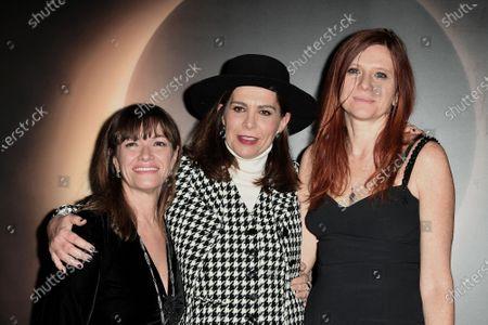 Paola Randi, Francesca Comencini, Susanna Nicchiarelli