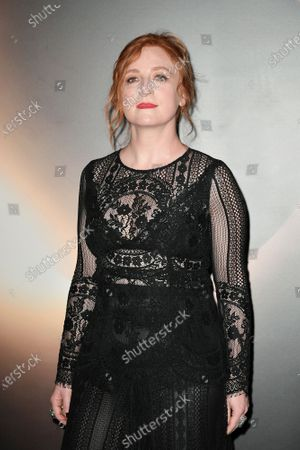 Editorial photo of 'Luna Nera' TV show photocall, Rome, Italy - 28 Jan 2020