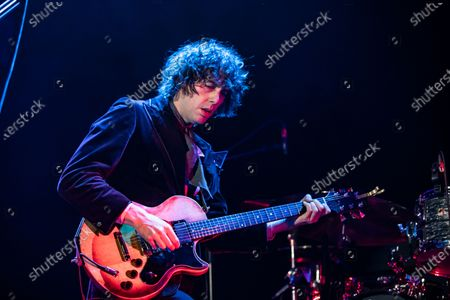 Editorial picture of Razorlight in concert, Bournemouth BIC, UK - 28 Jan 2020