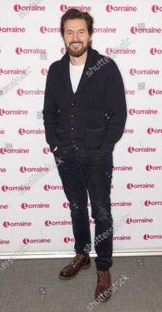 Editorial image of 'Lorraine' TV show, London, UK - 29 Jan 2020