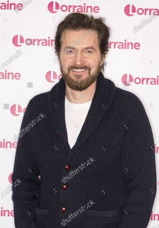 Stock Picture of Richard Armitage