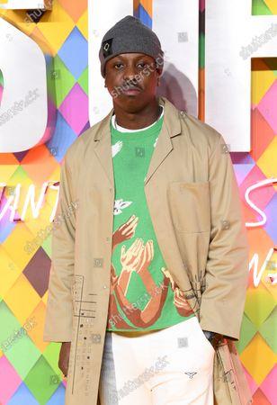 Stock Photo of Jamal Edwards