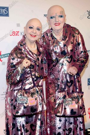 Eva and Adele Künstlerpaar