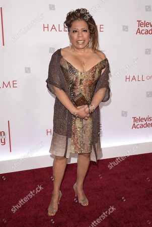 Stock Photo of Valerie Simpson-Ashford