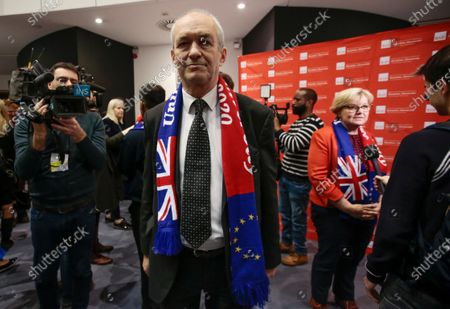 Richard Graham Corbett, the leader of the European Parliamentary British Labour Party, arrives to attend the party's last plenary session of the European Parliament in Brussels, Belgium, 29 January 2020. Britain's withdrawal from the EU is set for midnight CET on 31 January 2020, with the European Parliament scheduled to vote on the Brexit Withdrawal Agreement this afternoon.