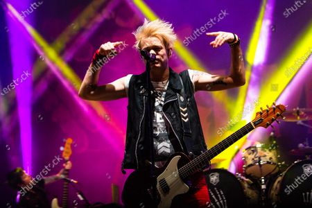 Deryck Whibley from Sum 41
