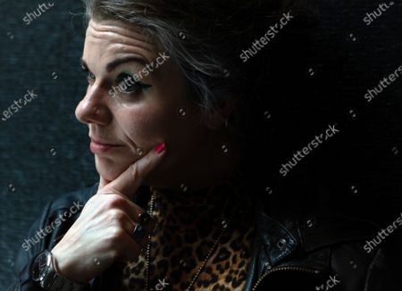 Editorial photo of Caitlin Moran presents 'How to Be Famous', Barcelona, Spain - 29 Jan 2020