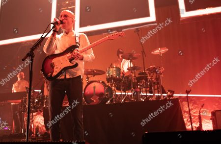 Stock Photo of Bombay Bicycle Club - Jack Steadman